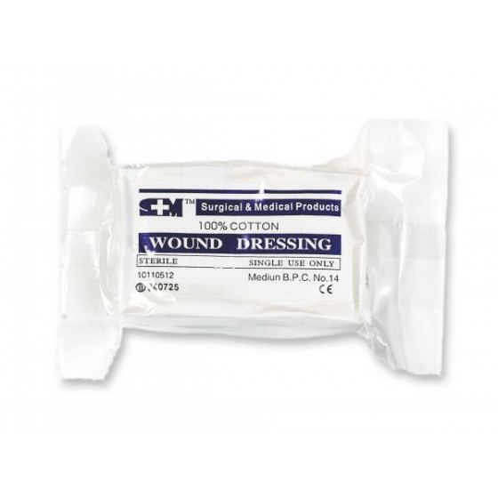 S+M WOUND DRESSING NO14