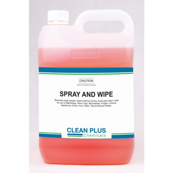 SPRAY AND WIPE ALL PURPOSE CLEANER