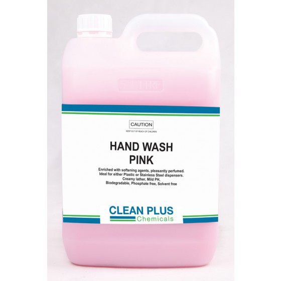 HAND SOAP PINK PERFUMED