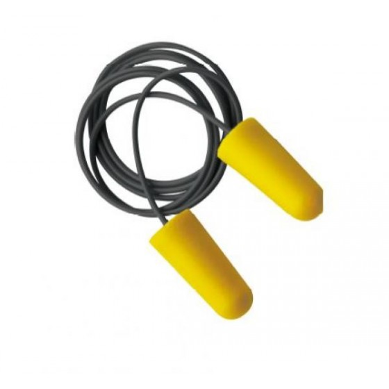 CORDED EARPLUGS - 100/BOX