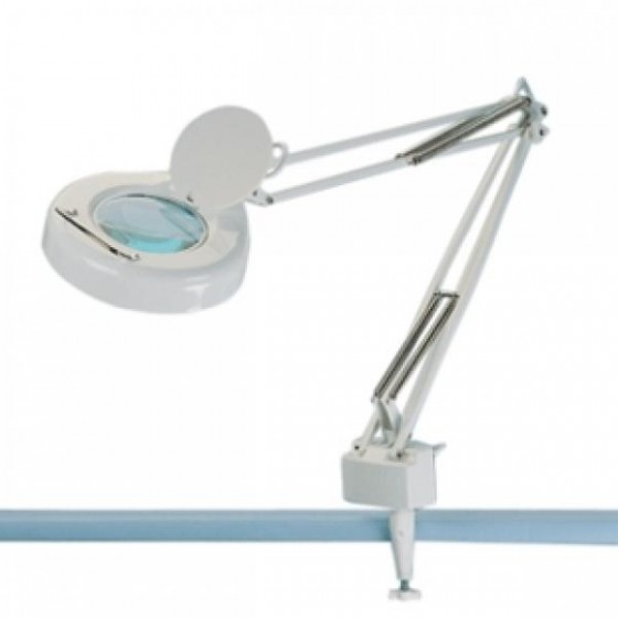 MAGNIFYING LAMP, MAGNIFYING FLUORO WITH G CLAMP