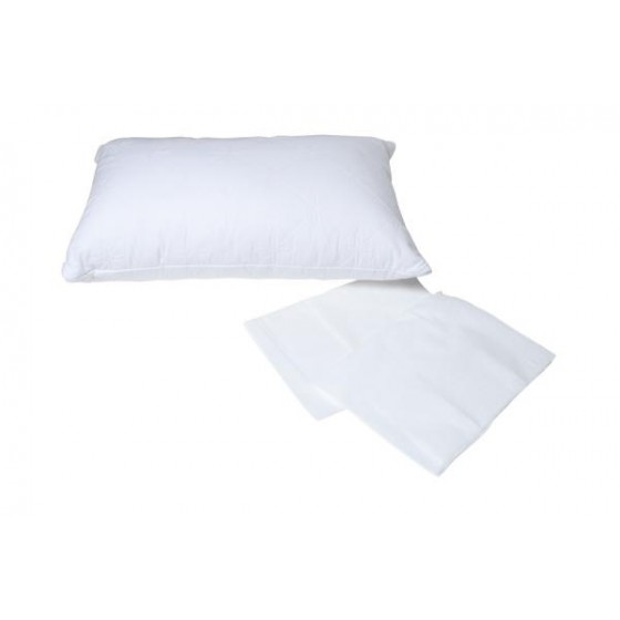 PILLOW, ALLERGY FREE 650 X 400 X 150MM
