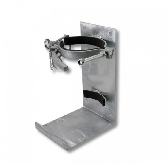 GALVANISED VEHICLE BRACKET SUIT 4.5KG DCP
