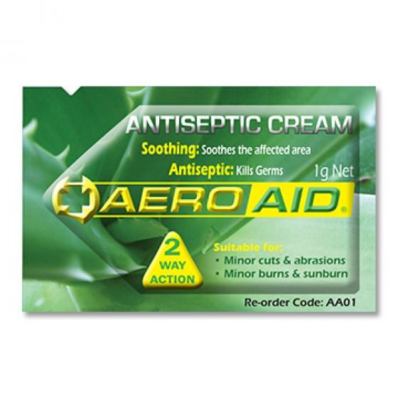 AEROAID ANTISEPTIC CREAM 1G