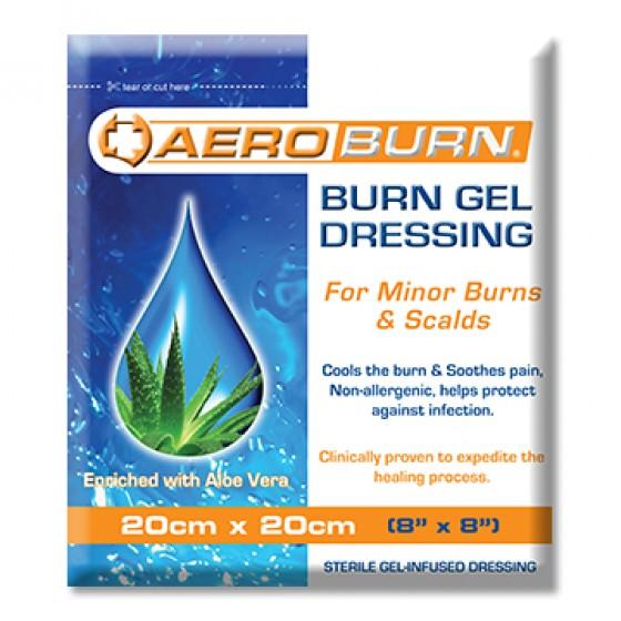 Burn Gel-infused Dressing 20CM X 20CM