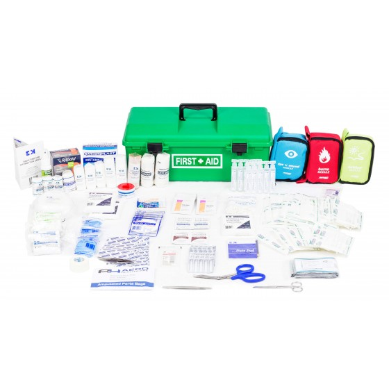 ASSESS 3 - WORKPLACE LARGE TACKLE BOX