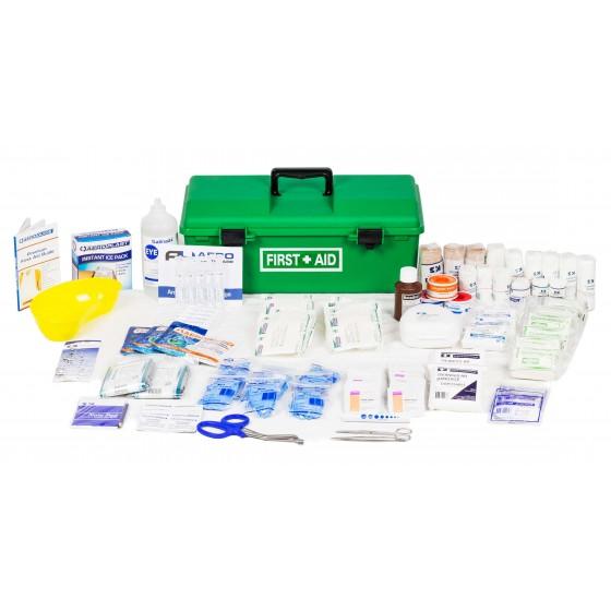 ASSESS 3 - RESPONDER TRAUMA KIT - LGE TACKLE BOX