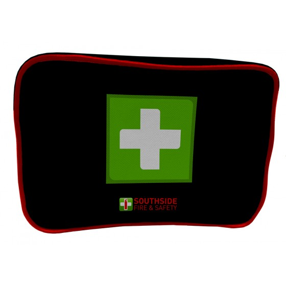 FIRST AID CASING - SMALL SOFT BAG TO SUITE VEHICLE KIT (210 X 180 X 90mm)
