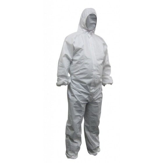 STANDARD DISPOSABLE COVERALLS