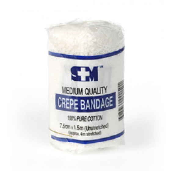 CREPE BANDAGES MEDIUM