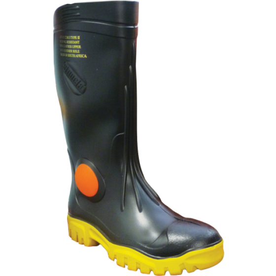 FOREMAN SAFETY TOE GUMBOOTS