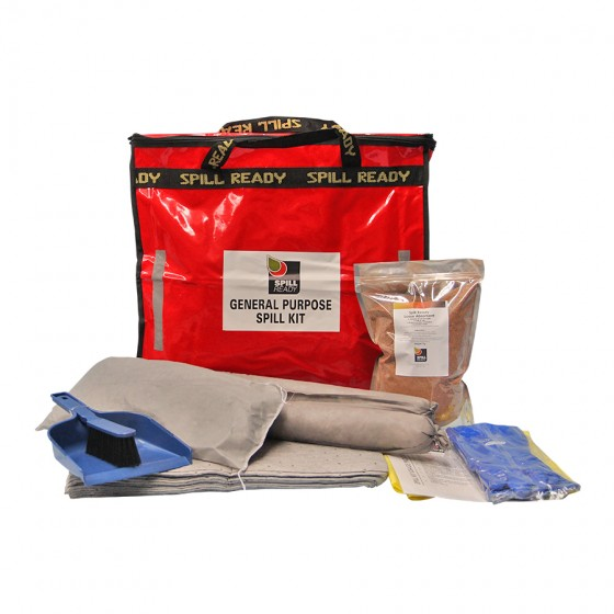 30L GENERAL PURPOSE BAG SPILL KIT