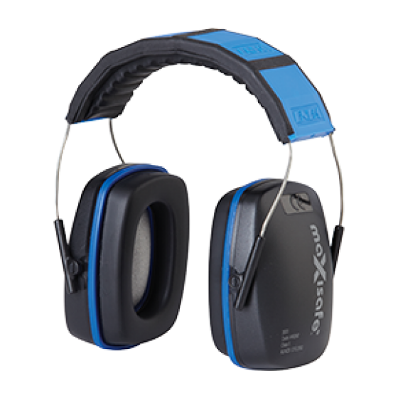 BLUE ROCKMAN - CLASS 5 - 26DB EARMUFF