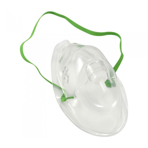 OXY THERAPY MASK NO TUBING ADULT