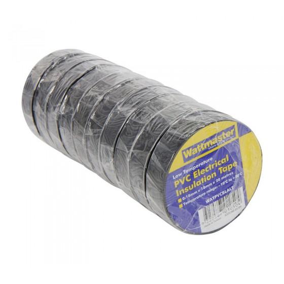 PVC Tape 20m (10 Rolls)