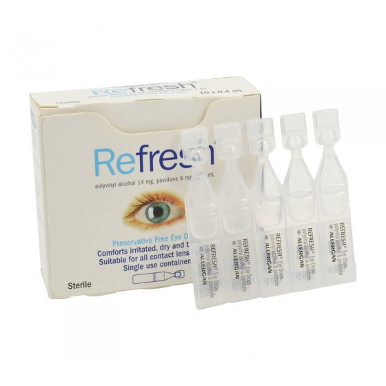REFRESH PK 10 - SINGLE 0.4ML