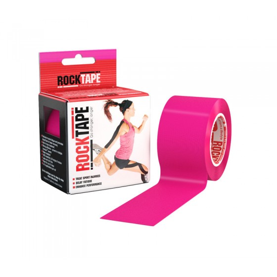 ROCK TAPE HOT PINK 5CM X 5M
