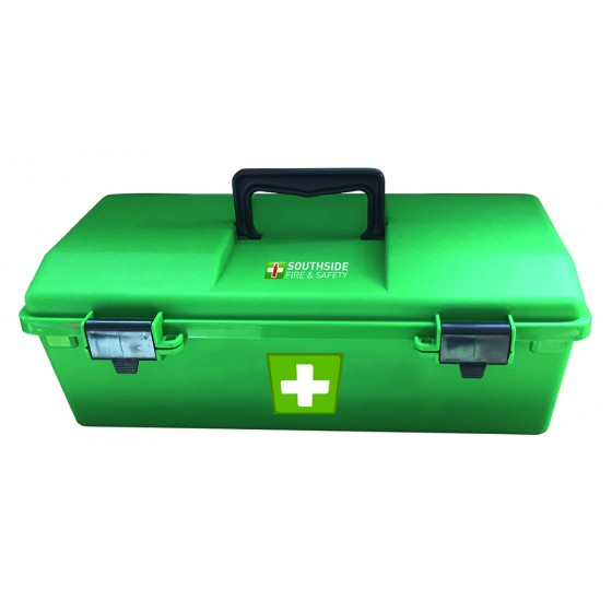 FIRST AID CASING - MEDIUM TACKLE BOX (400 X 140 X 230mm)