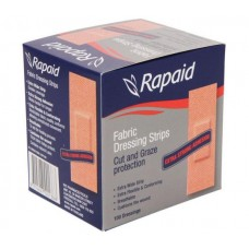 RAPAID FABRIC STRIPS EXTRA WIDE - BOX 100
