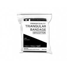 TRIANGULAR BANDAGE  110 X 110 X 155CM STANDARD