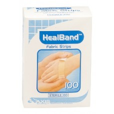 HEALBAND FABRIC STRIP BOX 100
