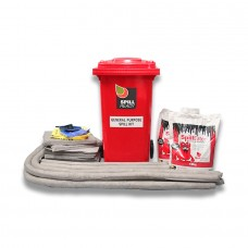 GENERAL PURPOSE 240L WHEELIE BIN SPILL KITS
