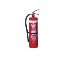 4.5KG DCP FIRE EXTINGUISHER (HIGH PERFORMANCE) C/W HOSE & STANDARD WALL BRACKET