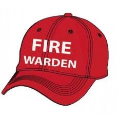 FIRE WARDEN CAPS