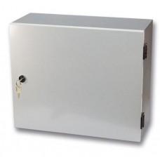 STORAGE CABINET - GREY - 420MM X 350MM X 170MM (W X H X D)