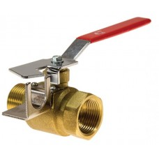 FIRE HOSE REEL SHUT OFF VALVE 25MM