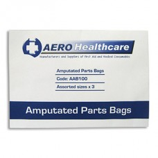 AMPUTATED PARTS BAGS (3 X SIZED BAGS)