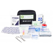 ASSESS 1 - PERSONAL / VEHICLE SOFT BAG FIRST AID KIT