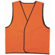 HI-VIS DAY VEST -ORANGE