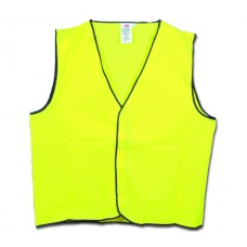HI-VIS DAY VEST - YELLOW