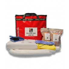 OIL AND PETROLEUM BAG SPILL KIT 30L