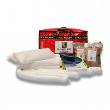 OIL AND PETROLEUM BAG SPILL KIT 50L