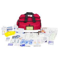ASSESS 3 - RESPONDER TRAUMA KIT -  RED SOFT BAG