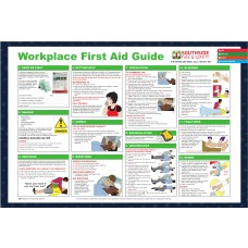 WORKPLACE FIRST AID SIGN 600mm x 400mm